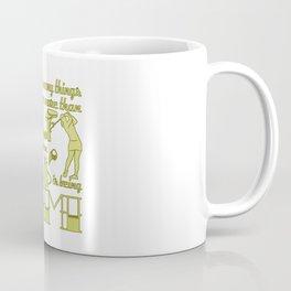 Golf Mimi Coffee Mug