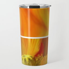 Poppy love Travel Mug