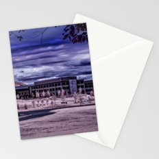 Martha Jefferson Hospital in Infrared Stationery Cards