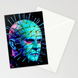 Pinhead Hellraiser - Neon Night Stationery Cards