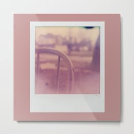 Maybe It's The Weather, Or Something Like That. Metal Print