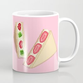 Fruit Sandwich Coffee Mug