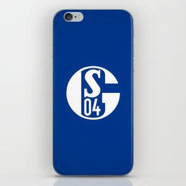 Schalke 04 iPhone Skin