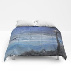Shallow water Comforters