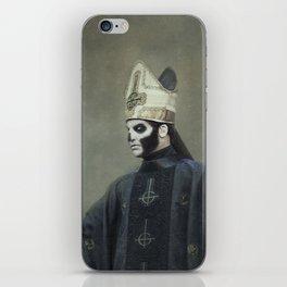 Ghost - Papa Emeritus III iPhone Skin