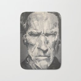 Clint Eastwood Bath Mat