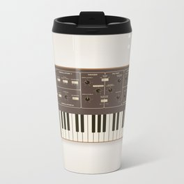 The Synth Project - Moog Prodigy Metal Travel Mug