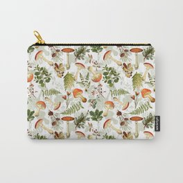 Vintage & Shabby Chic - Autumn Harvest Botanical Garden Carry-All Pouch