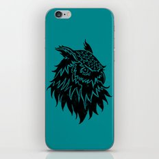 Darkest in the Night iPhone & iPod Skin