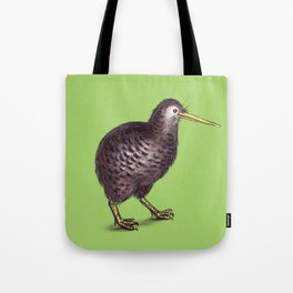 Little Spotted Kiwi Tote Bag