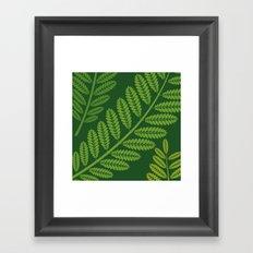 JAKARANDA 1 Framed Art Print