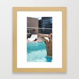 havoc porn Framed Art Print