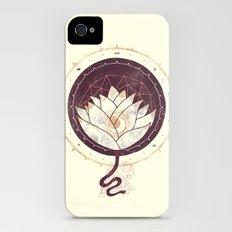 Lotus iPhone (4, 4s) Slim Case