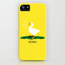 Don't Honk on Me iPhone Case