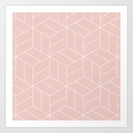 Umi Quartzo Art Print