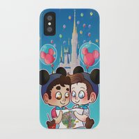 klaine iPhone & iPod Cases featuring Sweet Day by Sunshunes