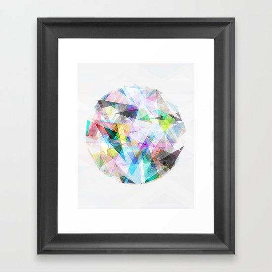 Graphic 30 Framed Art Print