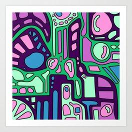 MIN7 Art Print
