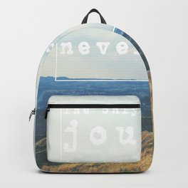 The Journey Backpack
