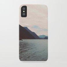 Alouette Lake Slim Case iPhone X