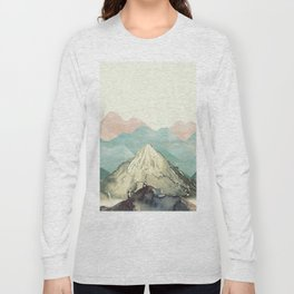 Mountains Landscape Long Sleeve T-shirt