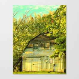 Paddle Club Canvas Print