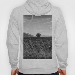 Lonely Barn  - Black And White Hoody