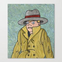 Vincent Adultman Canvas Print