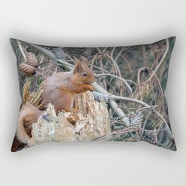 woodland delights Rectangular Pillow