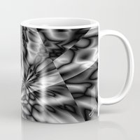 """psychedelic Mugs featuring """"  psychedelic """"  by shiva camille"""