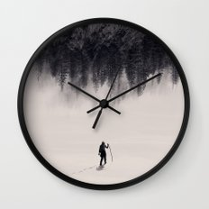New Adventure Wall Clock