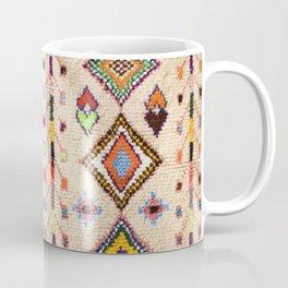 (N15) Oriental Traditional Bohemian Moroccan Artwork. Coffee Mug