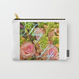 Thug Life Roses Carry-All Pouch