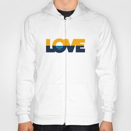 LOVE - People's Flag of Milwaukee Hoody