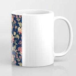 Shabby Floral Print Coffee Mug