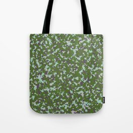 Camo 15 - Tide Pool Tote Bag
