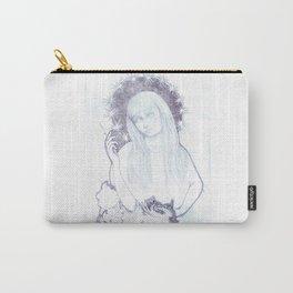 Modern Saint Carry-All Pouch