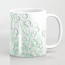 Snowdrop Spring Coffee Mug