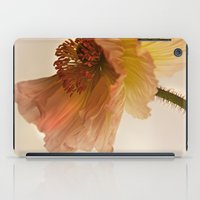 grace iPad Cases featuring grace by lucyliu