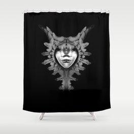 Gotham 15 Shower Curtain