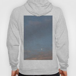 Moon on a Cotton Candy Sky Hoody