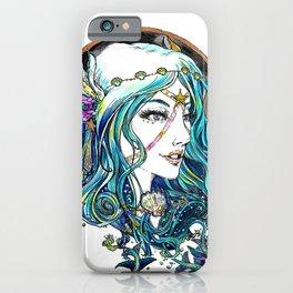 Sailor Aluminium Siren - Sailor Moon Fanart iPhone Case