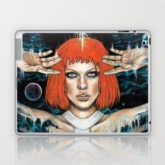 Leeloo Dallas Laptop & iPad Skin