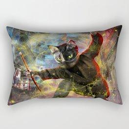 Ninja Catana Rectangular Pillow