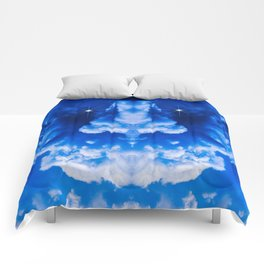 Thunderstorm Demon Comforters