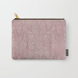 La Rose - Paris Royal Antique Carry-All Pouch