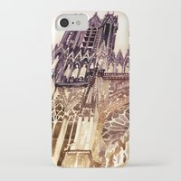 takmaj iPhone & iPod Cases featuring Reims by takmaj