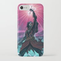 castlevania iPhone & iPod Cases featuring Gabriel Belmont by Louten