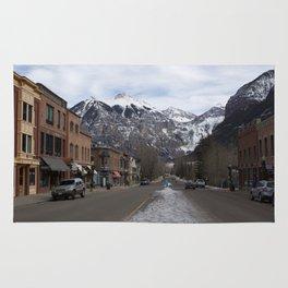 Downtown Telluride, Colorado Rug