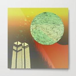 Planetary Moods 1B / 01-09-16 Metal Print